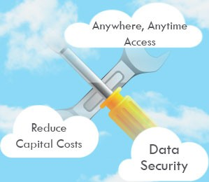 Cloud Based SolutionTake your service business to the cloud!Because ServiceCEO is a cloud-based solution there is no software to install, no hardware to buy, and you can run your business anytime and from anywhere on the browser and device of your choice.
